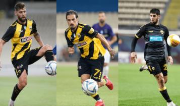 AEK: Οι 15 δανεικοί που κάποιους ίσως τους θέλει πίσω την επόμενη σεζόν