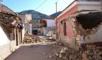 Γκανάς: «Μετατοπίστηκε κατά 1,3 εκατοστά βόρεια η Ελασσόνα μετά τον σεισμό»