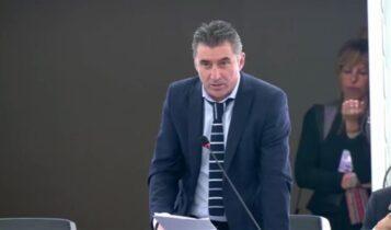 Ζαγοράκης: «Ανακοινώνω την υποψηφιότητά μου για την ΕΠΟ, απευθύνω προσκλητήριο συσπείρωσης!»