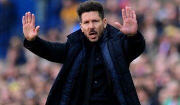 Ατλέτικο Μαδρίτης: Ο Σιμεόνε έγινε ο προπονητής με τις περισσότερες νίκες στην ιστορία της (ΦΩΤΟ)