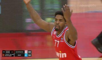 Ολυμπιακός-Ζενίτ: Ερυθρόλευκο 10-0 με Βεζένκοφ, ΜακΚίσικ (VIDEO)