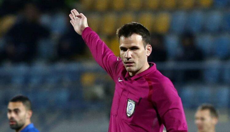 Ο Μανούχος ορίστηκε στο ματς της ΑΕΚ με τον Βόλο -Βγήκε από την «κατάψυξη» ο Παπαπέτρου
