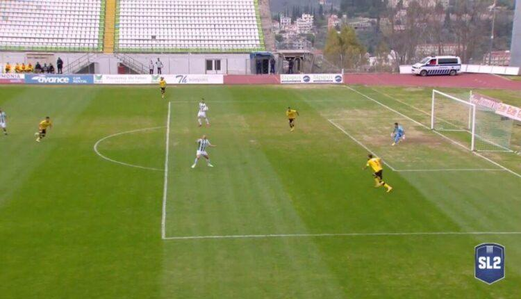Λεβαδειακός-Εργοτέλης: Τραγικό λάθος ο Μαζουλουξής, 1-0 ο Μπιανκόνι (VIDEO)
