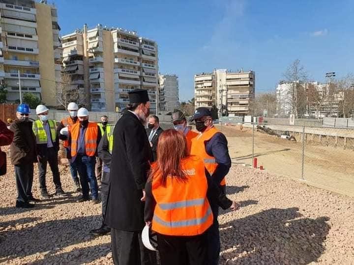 ΑΕΚ: Προχωρά με γοργούς ρυθμούς και η κατασκευη του Ιωνικού Κέντρου (ΦΩΤΟ)
