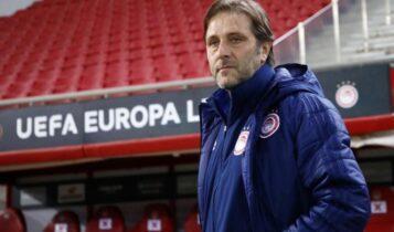 Μαρτίνς για UEFA: «Πρέπει να ξεκαθαρίσει αν το VAR αξίζει να υπάρχει!»