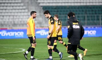 ENWSI TV: Στις 22:00 το Post Game του Βόλος-ΑΕΚ με Καζαντζόγλου, Λούπο!