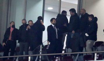 «Επίθεση των VIP του Ολυμπιακού στον Καρυπίδη -Αρκετή υπομονή κάναμε ρε υπηρέτριες»