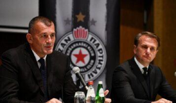 Παρτιζάν: Νέος αθλητικός διευθυντής ο Σάβιτς
