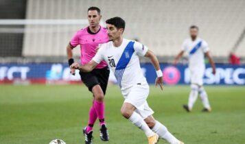 Μάνταλος-Σβάρνας στην Εθνική για τα ματς με Ισπανία και Γεωργία