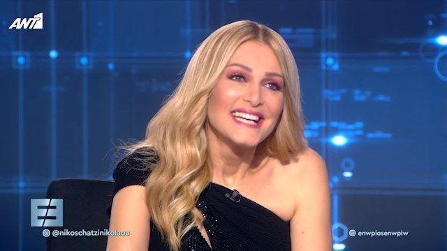 Θεοδωρίδου: «Ετσι συνεργαστήκαμε με τον Βαγγέλη Μαρινάκη για το τραγούδι... Εξαψη» (VIDEO)