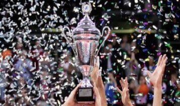 Volley League γυναικών: Πρόταση να σωθεί το κύπελλο, ματαιώνεται το πρωτάθλημα