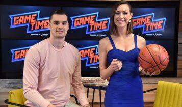 Ο Μάριο Χεζόνια στο ΟΠΑΠ Game Time Μπάσκετ (VIDEO)