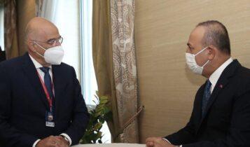 Διερευνητικές: Στις 14 Απριλίου στην Άγκυρα ο Νίκος Δένδιας (VIDEO)