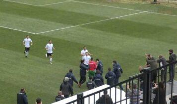 Δόξα Δράμας-Τρίκαλα: Μόλις στο 2' το 1-0 ο Αγγελόπουλος! (VIDEO)
