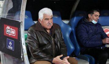 Εξαλλος ο Παράσχος: «Ο Μονεμβασιώτης είπε στημένους τους παίκτες - Χαμός μετά την ήττα από την ΑΕΚ» (VIDEO)