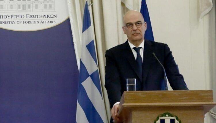 Δένδιας: «Η Ελλάδα δεν φοβάται τον διάλογο με την Τουρκία» (VIDEO)