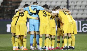 ΠΑΟΚ-ΑΕΚ: Η κριτική των 15 ποδοσφαιριστών της Ένωσης