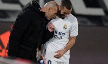 Ζιντάν: «Δεν καταλαβαίνω γιατί ο Μπενζεμά δεν παίζει με την Εθνική Γαλλίας»