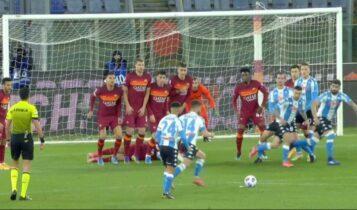 Ρόμα-Νάπολι: Τρομερή κομπίνα, 0-1 ο Μέρτενς! (VIDEO)