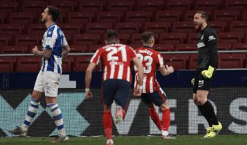 Ατλέτικο Μαδρίτης-Αλαβές 1-0: Νίκη με ήρωες Σουάρες και Ομπλακ (VIDEO)