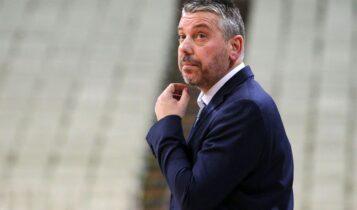 Παπαθεοδώρου: «Παρά τα προβλήματα θα παλέψουμε για νίκες - Θέλουμε πρόκριση στο Final 8»