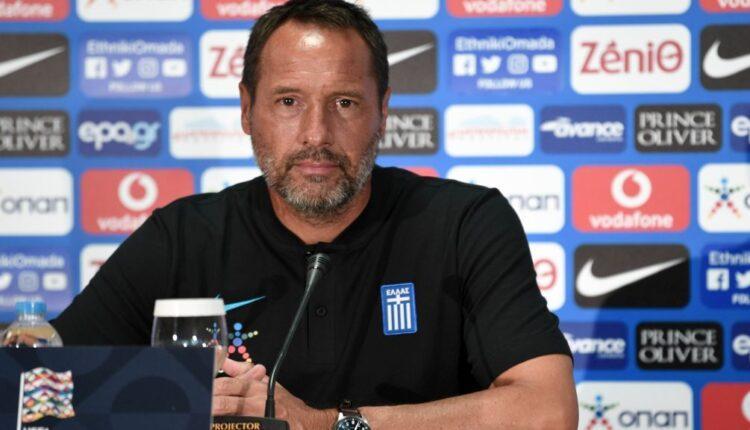 Φαν'τ Σχιπ για Ισπανία: «Ξέρουμε ότι θα είναι ένα δύσκολο παιχνίδι αλλά στο ποδόσφαιρο όλα είναι πιθανά» (VIDEO)