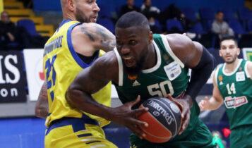 Basket League: Διπλό με ανατροπή (68-74) ο Παναθηναϊκός στο Περιστέρι (VIDEO)
