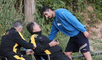 Λυμπερόπουλος: «Γιατί παραιτήθηκα από την ΑΕΚ το 2014, δεν προχωρούσαν οι αλλαγές»