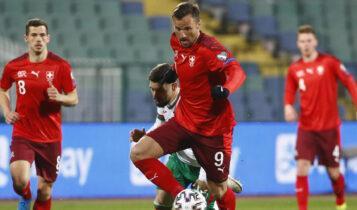 Προκριματικά Μουντιάλ 2022: Ελβετικό... πάρτι στη Βουλγαρία, διπλό και για τη Δανία στο Ισραήλ (VIDEO)