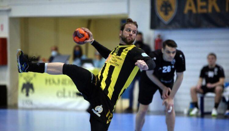 ΑΕΚάρα δίχως φρένα φουλάρει για το Ευρωπαϊκό! - Ξεμπέρδεψε (29-27) με την Νέβα και πέρασε στους «4» του EHF!