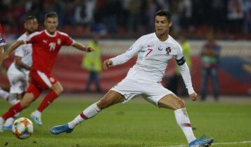 Προκριματικά Μουντιάλ 2022: Το σημερινό πρόγραμμα με πολλά και μεγάλα ματς