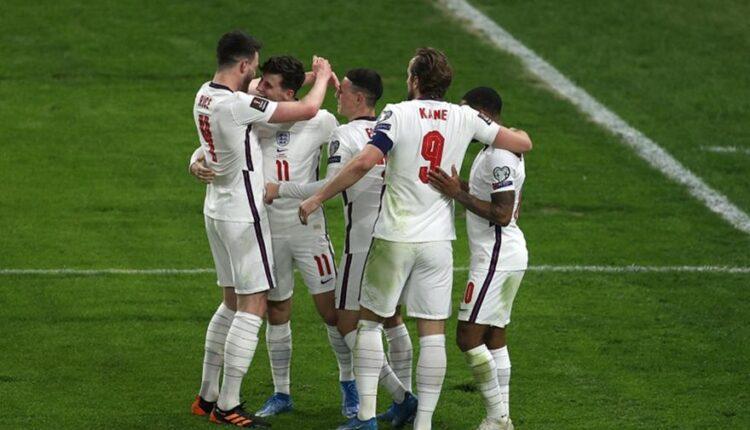 Προκριματικά Μουντιάλ 2022: Άνετα την Αλβανία η Αγγλία (VIDEO)