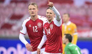 Προκριματικά Μουντιάλ 2022: Σταμάτησε στα… οκτώ η επιβλητική Δανία -«Γλέντησαν» τον Ρέαμπτσιουκ (VIDEO)