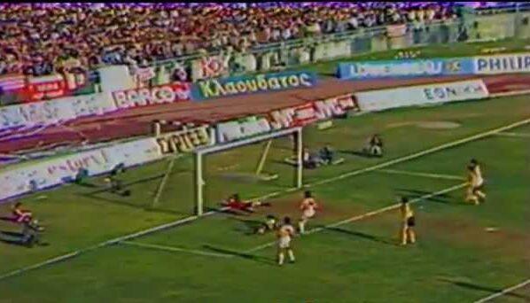 Ορθια η ΑΕΚ στο Καραϊσκάκη με το γκολ σταθμός του Ράντονιτς (VIDEO)