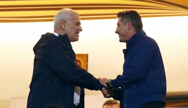 ΑΕΚ: Συγχαρητήρια και ευχές στον Ζαγοράκη για την εκλογή στην προεδρία της ΕΠΟ