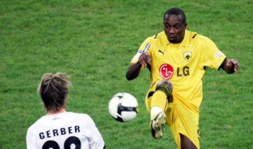 Ενσαλίβα: «Δεν θα ξεχάσω ποτέ το πόσο χαρούμενος ήταν ο κόσμος της ΑΕΚ μετά το 4-0 με τον Ολυμπιακό το 2008!»