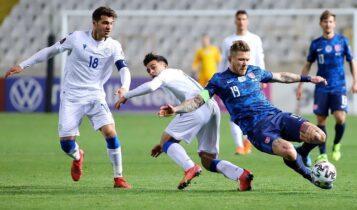 Προκριματικά Μουντιάλ 2022: Με Σλοβενία η Κύπρος, όλο το πρόγραμμα (VIDEO)