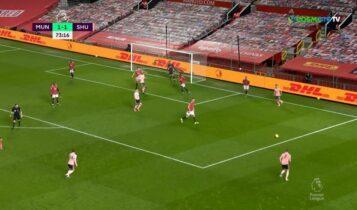 ΑΕΚ: Ο Μπερκ γκολ νίκης στο Μάντσεστερ (VIDEO)