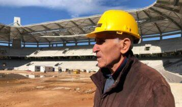 Ανατριχιαστικός Σεραφείδης: «Η ΑΕΚ είναι όλη μου η ζωή -Να πατήσω στο νέο γήπεδο κι ας φύγω...»