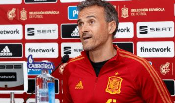 Ισπανία - Κόσοβο: Ο Λουίς Ενρίκε κλείστηκε στο ασανσέρ και έφτασε με καθυστέρηση στο ματς