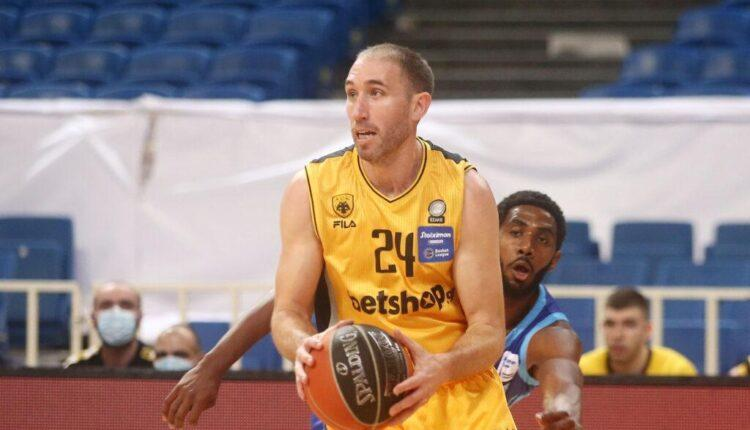ΑΕΚ: Επέστρεψε ο Μορέιρα στην Basket League, τέλος ο Σλότερ