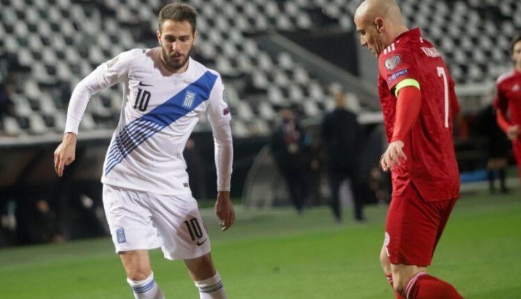 Φιλικό της Εθνικής Ελλάδος με Βέλγιο πριν το Euro