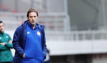 Μαρτίνς: «Οι συνθήκες για το ματς με την ΑΕΚ, είναι ευνοϊκές για μας» (VIDEO)