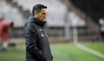 Χιμένεθ: «Τρίτη φορά που ο Μπακάκης παίζει ένα ματς και μετά μένει εκτός για έναν μήνα»