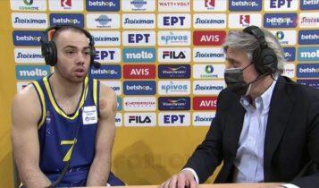 Μουράτος: «Η ΑΕΚ είναι πολύ καταπονημένη από τα ευρωπαϊκά παιχνίδια και τους τραυματισμούς που είχε» (VIDEO)