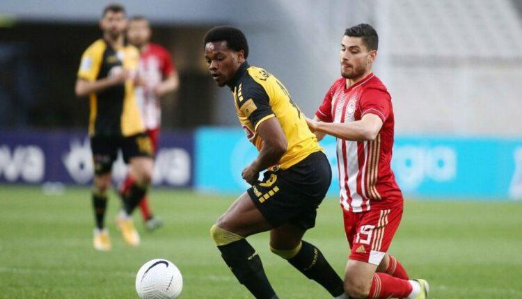 AEK-Ολυμπιακός 1-5 (ΤΕΛΙΚΟ)