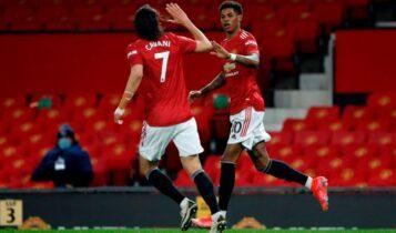 Μάντσεστερ Γιουνάιτεντ-Μπράιτον 2-1: Ανατροπή με φόντο το Champions League (VIDEO)