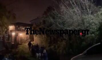 Τραγωδία στη Μακρινίτσα Βόλου: Διπλό φονικό με θύματα δύο αδέρφια (VIDEO)