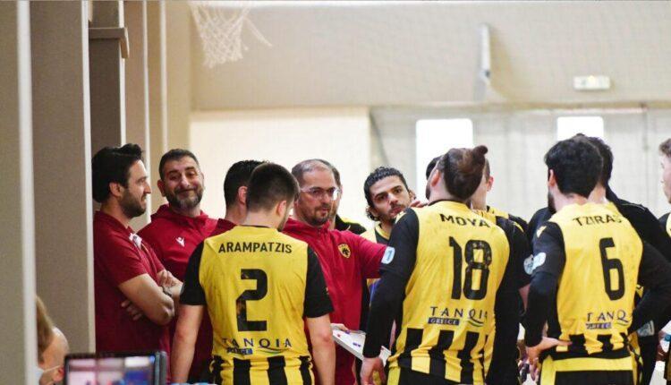 Χαλκίδης: «Ομάδα-κόσμημα η ΑΕΚ, της εύχομαι να πάει τελικό»