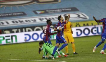 Ξανά γκολ ο Μπακασέτας, 1-1 η Τράμπζονσπορ την Κάισερσπορ (VIDEO)